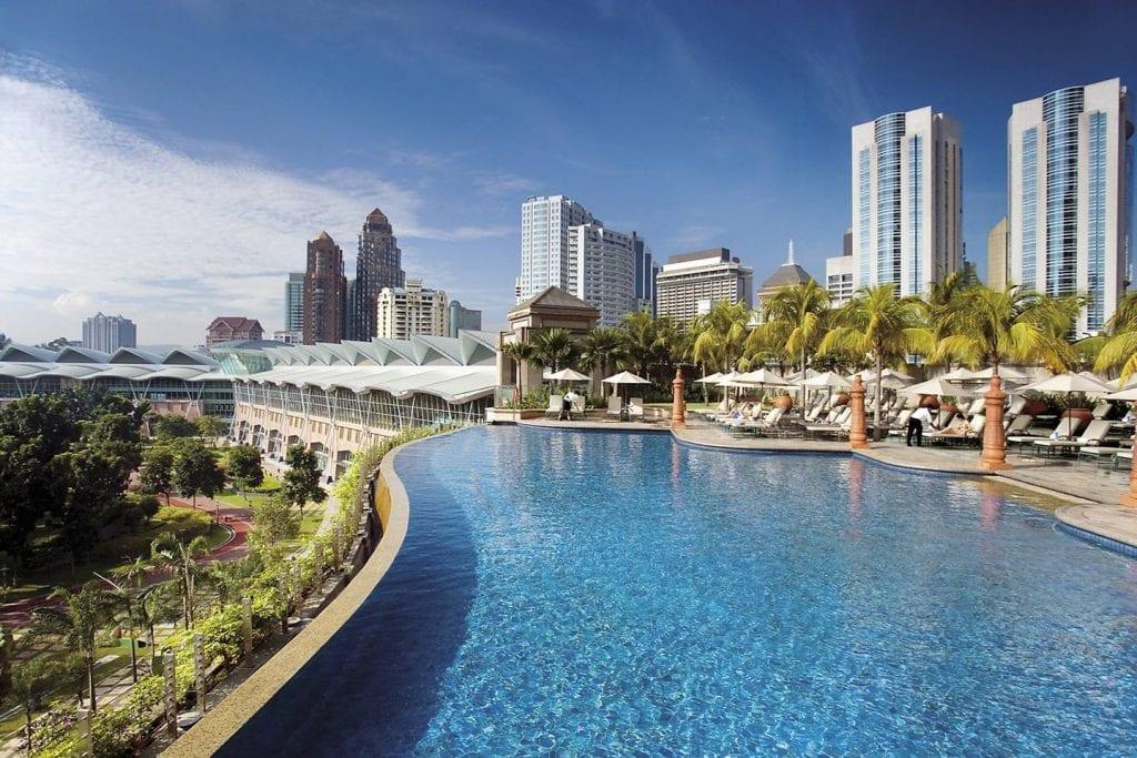 10 – Mandarin Oriental, Kuala Lumpur, Malaysia