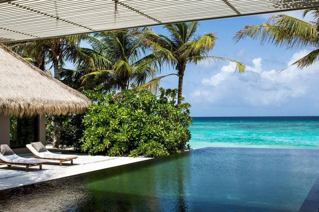 11 – Cheval Blanc Randheli, Maldives