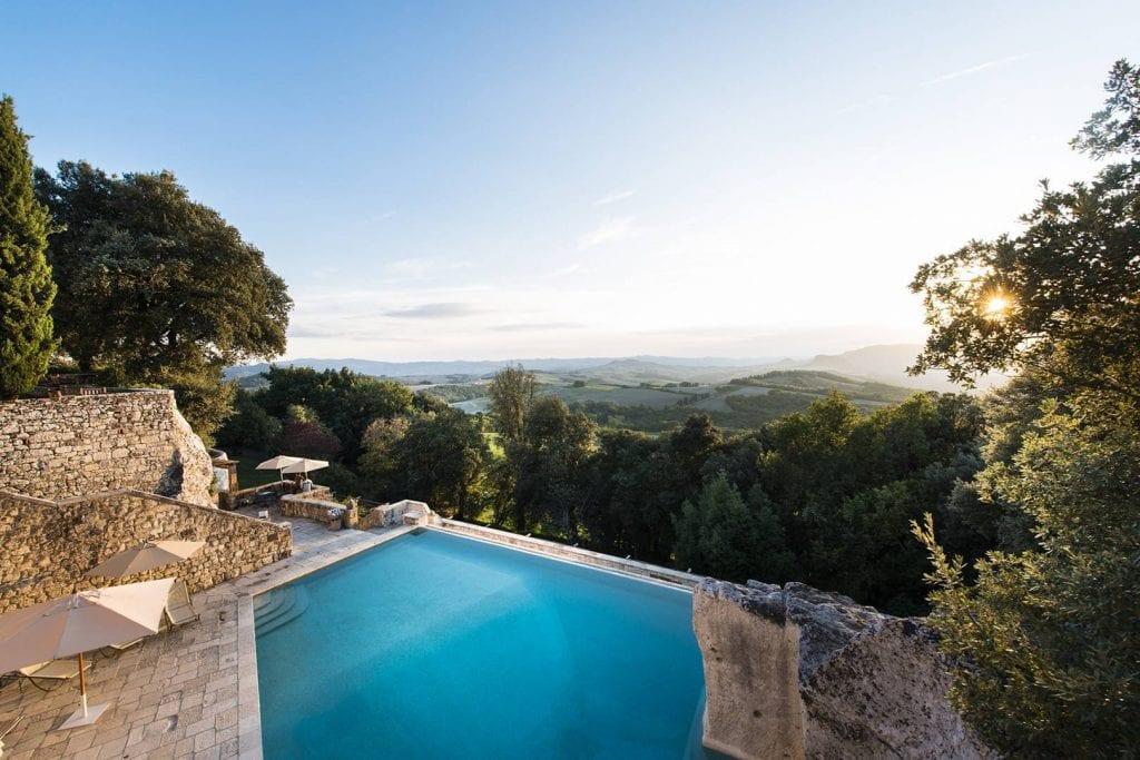 12 – Borgo Pignano, Tuscany, Italy