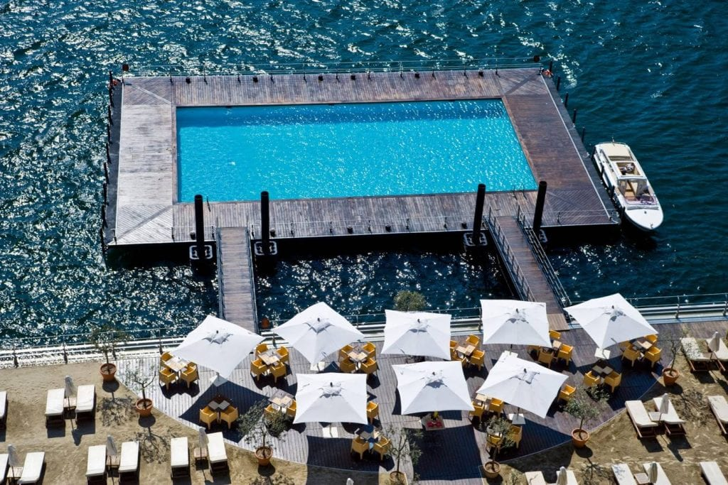 17 – Grand Hotel Tremezzo, Lake Como, Italy