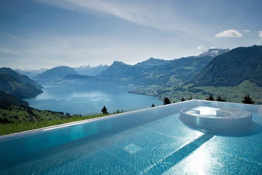 18 – Hotel Villa Honegg, Switzerland