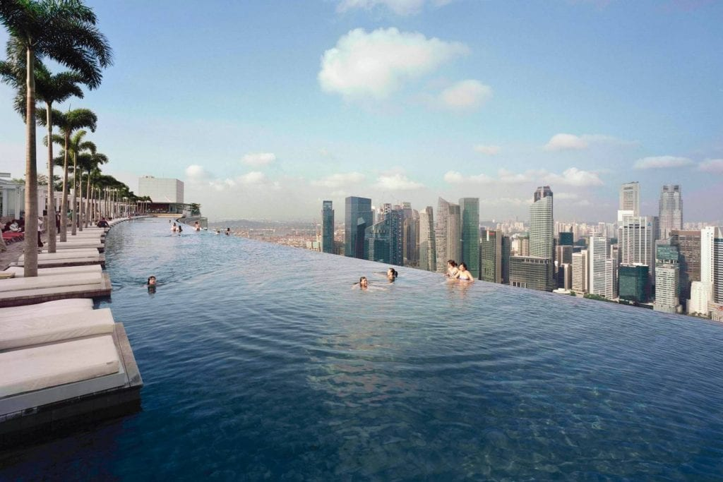 20 – Marina Bay Sands, Singapore